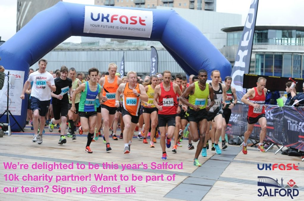 Introducing our UKFast Salford 10K Captains